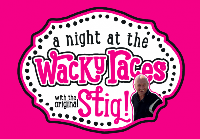 Wacky Races, hosted by the Original STIG!